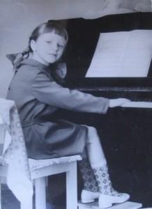 Al vanaf dat ik heel jong was wist ik dat ik pianiste wilde worden